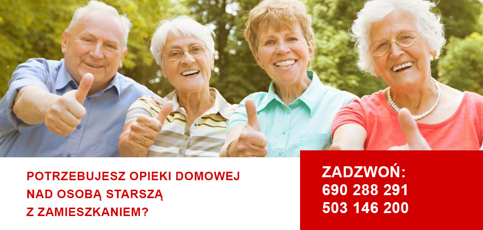 Opieka domowa z zamieszkaniem Warszawa